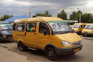 Нелегальные маршрутные такси