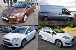 Популярные модели Форд на рынке Украины