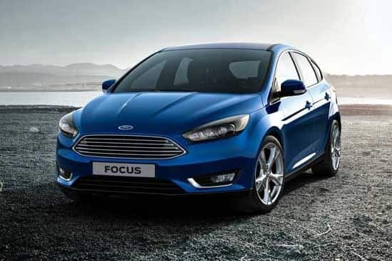 Ford Focus 2018 года