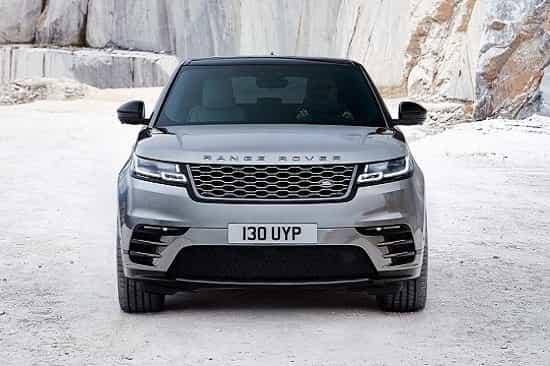 Range Rover Velar спереди