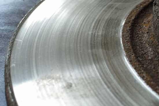 Минимальная толщина износа тормозного диска