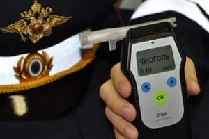 Мошенничество при проверке на алкотестере