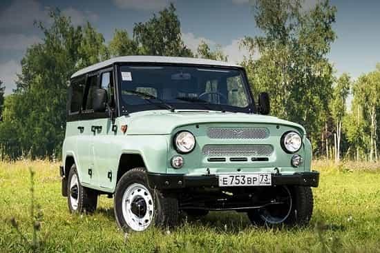 УАЗ 469 Хантер
