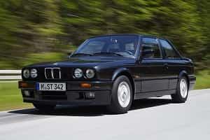 BMW 320i E30 1987 года