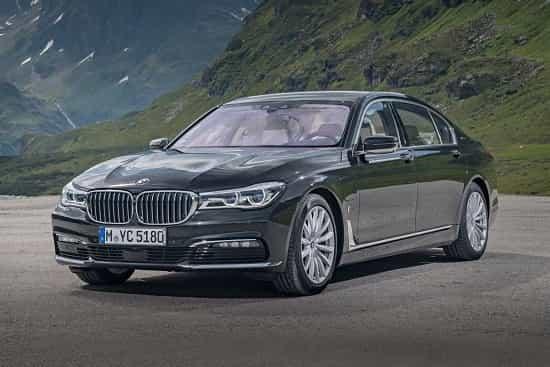BMW 7 Series 2018 года