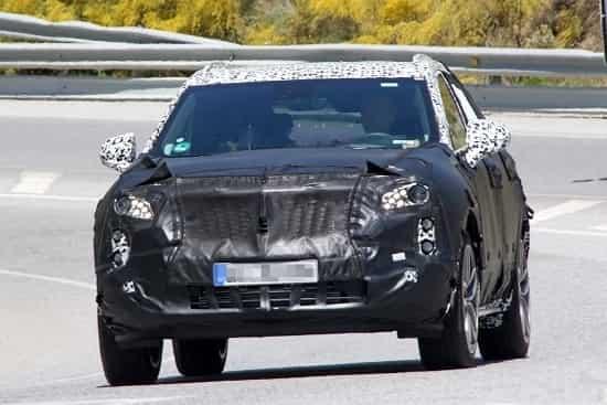 Cadillac XT4 2018 года
