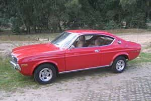 Ретро автомобиль Mazda Luce 929 LA2 1976 года