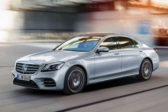 Mercedes-Benz S-Class 2018 года