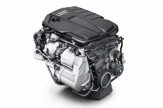 Двигатель Audi Q5 2 поколения