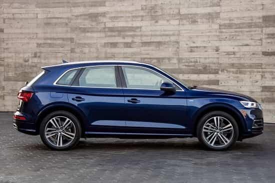 Обновленный Audi Q5 2 поколения