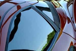 Тонировочная пленка на автомобиле