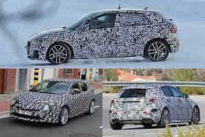 Хэтчбеки A-класса 2018 года Audi A1, Toyota Auris, Mercedes-Benz A-Class