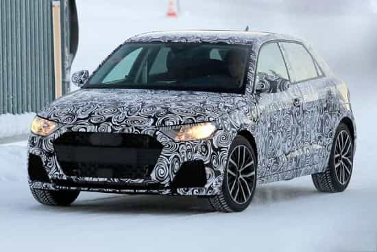 Audi A1 2018 года