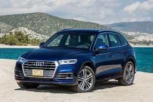 Audi Q5 2 поколения