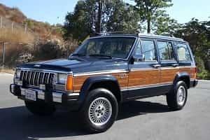 Jeep Cherokee XJ Wagoneer