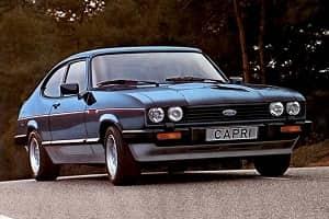 Ford Capri 1979 года