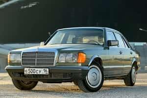 Mercedes-Benz 280SE в кузове W126