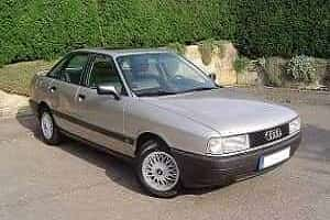 Audi 80 B3 «Бочка»