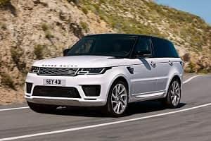 Range Rover Sport 2017 года