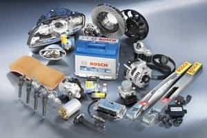Запчасти Bosch для Пежо 206