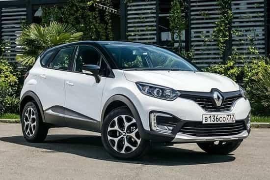 Кроссовер Renault Kaptur