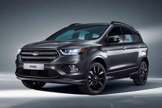 Ford Kuga 2019 года