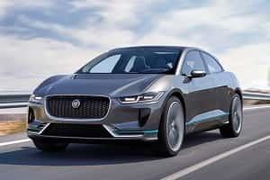 Jaguar E-Pace 2018 года