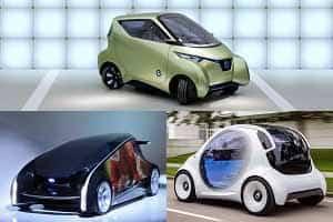 Городские автомобили будущего