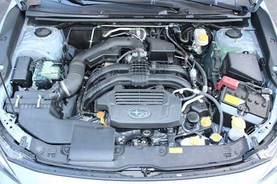 Двигатель Subaru XV 2 поколения
