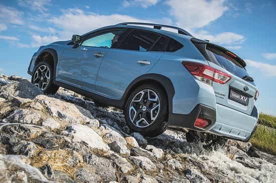 Новый Subaru XV 2 поколения