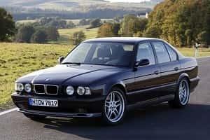 BMW 525i E34 «Пятерка»