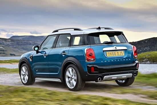 MINI Countryman 2018 года