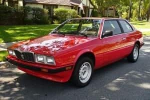 Maserati Biturbo 1984 года
