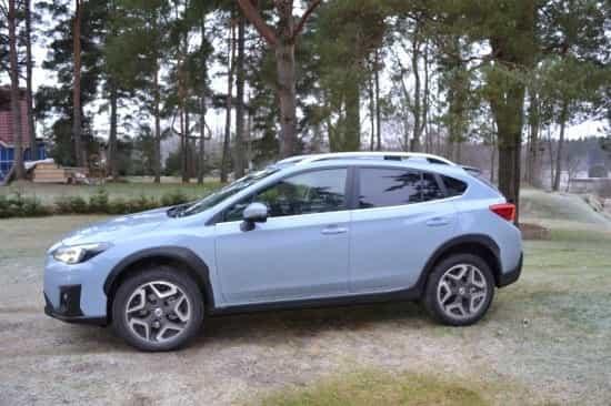 Subaru XV 2018 года