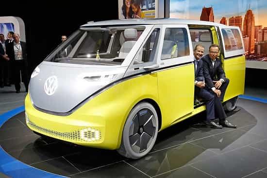 Volkswagen I.D. Bazz