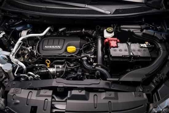 Двигатель Nissan Qashqai 2018 года