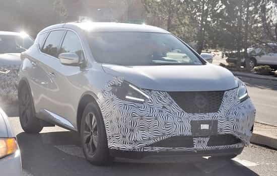 Nissan Murano 2019 goda