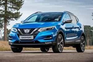 Nissan Qashqai 2018 года после рестайлинга
