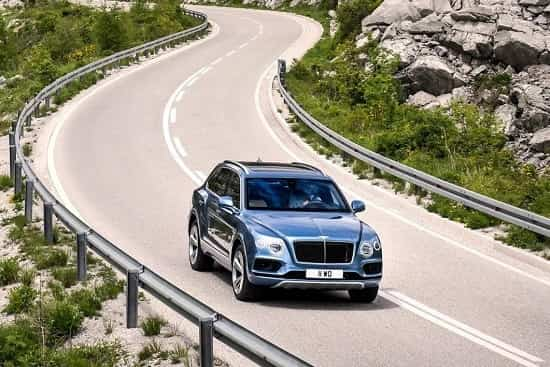 Bentley Bentayga с дизелем