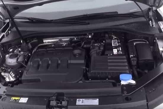 Дизельный двигатель Volkswagen Tiguan 2 поколения