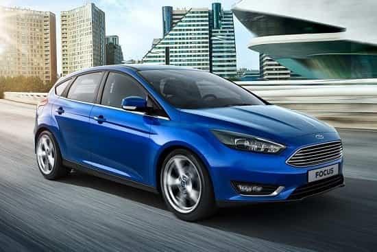 Ford Focus в кузове хэтчбек