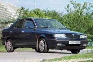 Lancia Dedra Integrale 1990 года