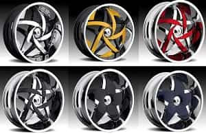 Литые колёсные диски