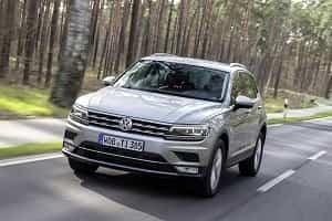 Volkswagen Tiguan 2 поколения с дизельным двигателем 2.0