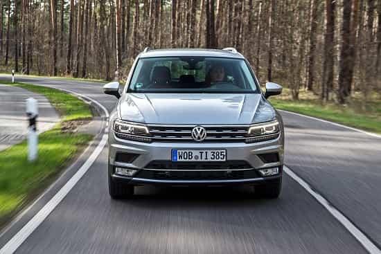 Volkswagen Tiguan 2 поколения