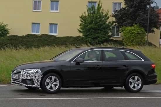 Audi A4 2019 года