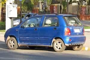 Автомобиль «Матиз»