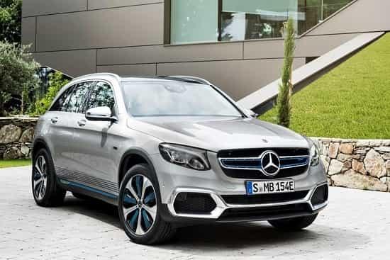 Mercedes-Benz GLC 2019 года