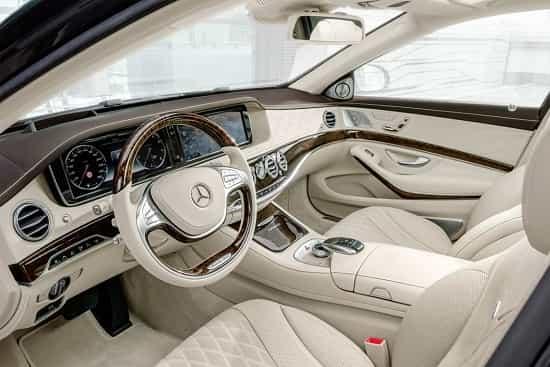 Салон Mercedes-Maybach S-Class