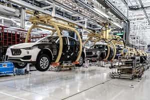 Завод Maserati